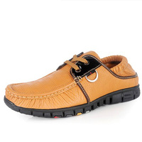2013 Hot sale New style casual leather shoes man everyday casual leather shoes 000-188-197