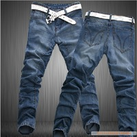2013 new dimensional cut denim jeans for men,casual slim mens jeans,branded large tapered jeans for men,freeshipping 809,28-42