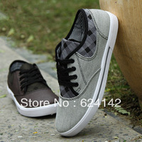 2012 spring and summer canvas shoes british style casual shoes low breathable shoes low shoes 13