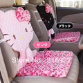 Hello Kitty leopard print car series car seat cushion , 1pc