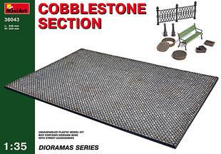 Radic . yingli model miniart cobblestone 36043