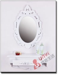 Unyi fashion brief cosmetic table simple rustic dresser modern dressing table dresser(China (Mainland))