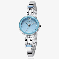 Kimio watch ladies watch women's watch multicolour fashion table bracelet watch the trend of fashion