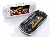 8GB 4.3 Inch PMP Handheld Game Player MP3 MP4 MP5 Player with FM Camera AV-Out Portable Game Console+3000 games
