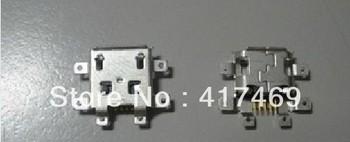 10pcs/lot USB charging port for Motorola ZN5 A1600 E8 Q9 U9 charger connector port socket plug,free shipping