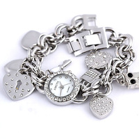 2013 amutn fashion bracelet watch ladies watch brief decoration rhinestone original watches