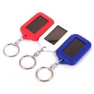 Eco-friendly 3led mini key light multifunctional keychain flashlight belt