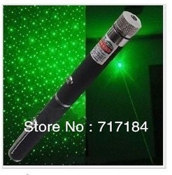 Green laser pen, all over the sky star green light pen, all over the sky star green light flashlight, laser pen meteor shower(China (Mainland))