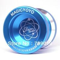 DHL EMS Free shipping Wholesale the butterfly magic yoyo metal yoyos sale,N8 Advanced Aluminum professional yoyo 20 pcs/lot