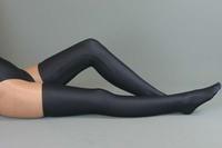 Lycra spandex Zentai black panties stockinets sexy costume tight for men or women