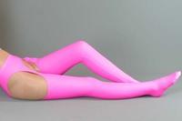 Lycra zentai spandex Zentai pink pants sexy costumes tight