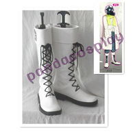 Dramatical Murder  Clear Cosplay Shoes Boots Custom Made Halloween / Party Cosplay
