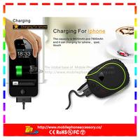 High Capacity !7800mAh Mobile Power Bank Mobile phone charger 10pcs/lot Free Shipping