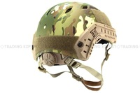 Airsoft FAST Base Jump Helmet Multicam free shipping
