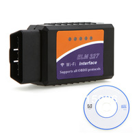 Wi-Fi ELM 327 ELM327 OBD 2 II Car Diagnostic Interface Scanner