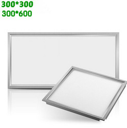6063 Aluminum+PMMA , 3014 SMD square 300*600 25W LED panel light/led light panel/led lamp for home lighitng free shipping Fedex(China (Mainland))