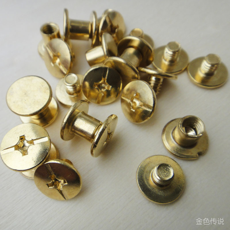 Joint copper screw diy model accessories(China (Mainland))