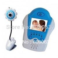 2.4G Wireless Baby Monitor 1.5 Inch TFT-LCD Screen