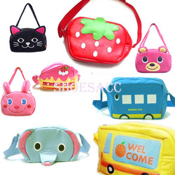 CUTE! BABY TODDLER KIDS BOYS GIRLS KINDERGARTEN SCHOOLBAG SHOULDER BAG SATCHELS 5394(China (Mainland))