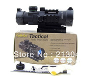 Cabela's 4X33 with Illumination 3 rails illuminated tactical airgun hunting rifle scope Free shipping