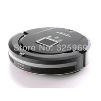 (Free To United States) 2013 Auto Charge Robot Shop Vacuum Cleaner Mop Free Shipping