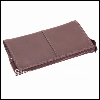 Wholesale retail india clutch bag for men genuine cow leather