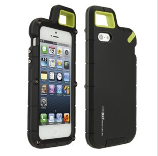 Best price PureGear PX360 Extreme Protection System Case For iPhone 5 5G - Designed for Moutain Climbing vs Hanger Pouch(China (Mainland))