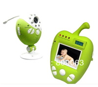 Digital baby monitor with Night Vision with 2.5 inch LCD Screen wireless