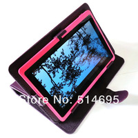"Magic Multi-View Leather Case + Film +Stylus For 9.7"" Digma iDs10 3G Enot J145 Bmorn V99 Tablet Free Shipping"