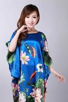 Women's Tang Suit Robe Chinese Style National Costumes Shirt Fashion Women's Bathoses Robe YK788