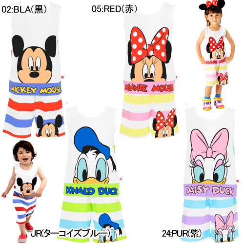Baby suit/Mickey and Minnie Mouse baby suit/Donald and Daisy Duck baby suit/Summer hot selling style(China (Mainland))
