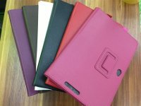 DHL free shipping 70 pcs/lot factory leather case for  ASUS ME400C