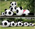 Panda doll Hold pillow Plush toys 25CM/4.99USD A16 Birthday present Baby doll(China (Mainland))