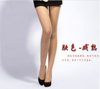 Summer ultra-thin high quality wrap core silk stocking women's tights female pantyhose black coffee nade grey colors
