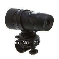 Free shipping Waterproof Motor Cycle Bike Sport Helmet Camera Camcorder DVR Webcam