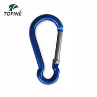 Outdoor hiking buckle hanging buckle d type chain