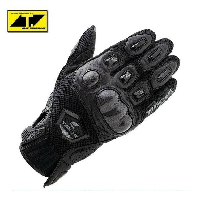 Mens RS TAICHI Driving Pilot Racing Motorcycle Cycling RAPTOR AIR Leather Gloves(China (Mainland))