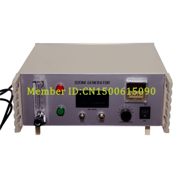 Free Shipping Medical Hospital Desktop Ozone Generator 2G High Concentration Disinfection Machinery New Kit(China (Mainland))