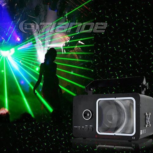Vioced Actived DMX 512 Laser Stage Lighting red green & blue LED lights162pcs music activated led disco lights(China (Mainland))
