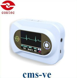 CONTEC CMS-VE Visual Digital Stethoscope ECG SPO2 PR Electronic Diagnostic(China (Mainland))
