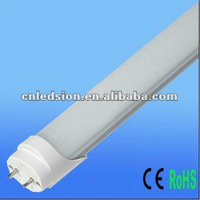 Free Shipping 25PCS/LOT SAA CE RoHS Listed 4ft t8 led tube 18w 1800lm Cool White 90-277V Aluminum+PC Cover