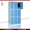 Gym locker green 6 door metal locker(China (Mainland))