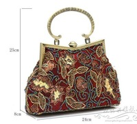 2013 New Arrival  beaded bag vintage beaded bag fashion exquisite evening bag handbags