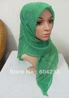 tf101,2013 hot popluar arab hijab muslim square scarf,assorted colors with wholesale free shipping