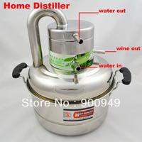 8 Liters Alcohol Wine Distiller Whisky Vodka Maker Home Brew liquor Distiller