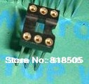 240pcs * 6pin IC socket  dip6 dip-6 6 pin sockets Hot Sale  Free shipping