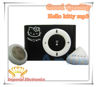 New Mini Clip 4G 4GB MP3 Player + 5 Colors + 2 Gift