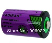 Brand New TL-2150 3.6 V  1/2AA CMOS Lithium Battery for Tadiran  free shipping PLC Battery