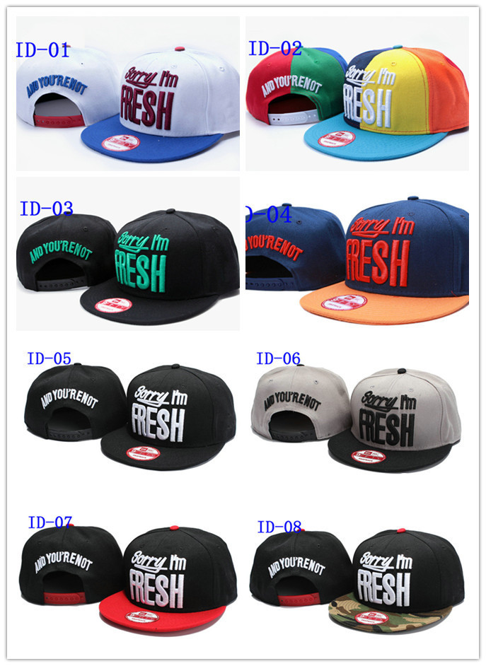 2013Cheap Sorry i&#39;m fresh leopard print OBEY , Snapback baseball hats free shipping(China (Mainland))