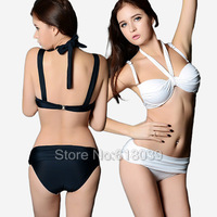 B009 Free Shipping Sale New 2013 Summer VS Victoria Brand Triangle Bikinis Set Sexy Swimsuits Women Beachwear The Bathing Suits